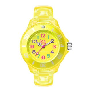 ICE WATCH ICE HAPPY NEON YELLOW MINI HA.NYW.M.U.15