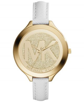 Hodinky MICHAEL KORS so zlatym cifernikom MK2389