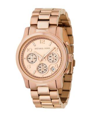 Ruzove MICHAEL KORS hodinky MK5128