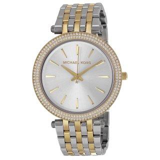 Strieborno zlate hodinky MICHAEL KORS MK3215