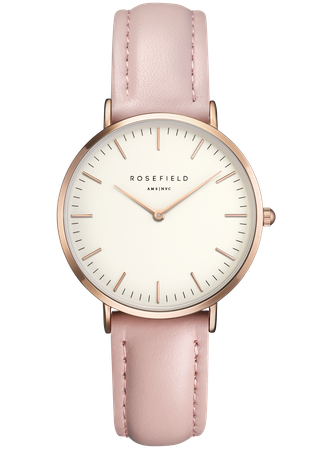 Hodinky ROSEFIELD The Tribeca Pink Rose Gold