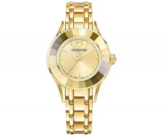 5188840 SWAROVSKI hodinky v zlatom prevedeni