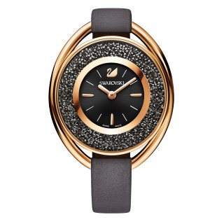 5230943 SWAROVSKI hodinky v sedo ruzovom prevedeni