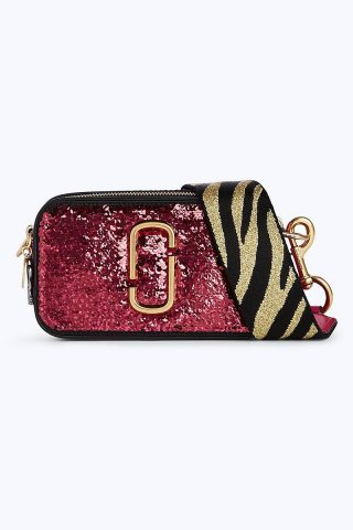 M0012560650 MARC JACOBS SEQUIN SNAPSHOT