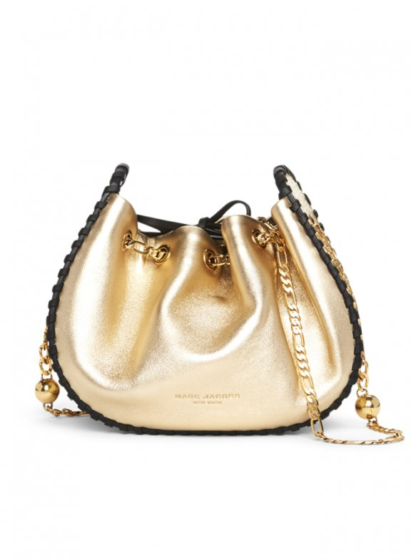 M0012634 710 MARC JACOBS METALLIC SWAY