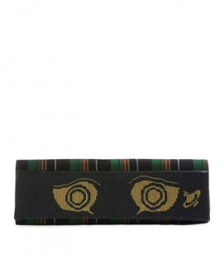 44020019 Clutch kabelka VIVIENNE WESTWOOD ROBIN STRIPES GREEK EYES CLUTCH