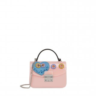 978663 Crossbody kabelka FURLA CANDY CLIMBING MERINGA MINI CROSSBODY