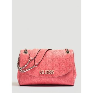 31a0f47d47 HWSG7178210 COR Crossbody kabelka GUESS HERITAGE POP CONVERTIBLE CROSSBODY  FLAP