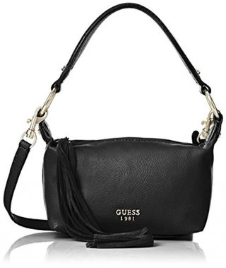 HWVG4571750 BLA GUESS KABELKA DIXIE MINI CROSSBODY