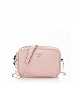 HWVG6963700 ROS GUESS PENELOPE MINI CROSSBODY TOP ZIP