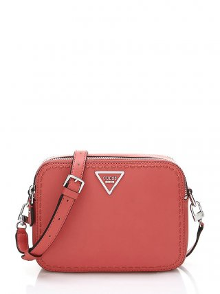 HWVY6959120 POP GUESS SAWYER CROSSBODY TOP ZIP