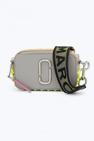 M0014504 070 Crossbody kabelka MARC JACOBS SNAPSHOT WHIPSTITCHES