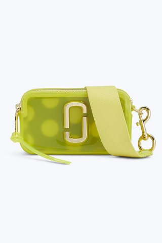 M0014834 700 Crossbody kabelka MARC JACOBS THE JELLY SNAPSHOT