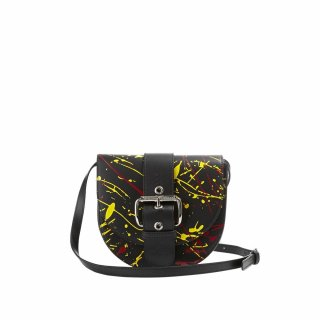 43040013 multi Crossbody kabelka VIVIENNE WESTWOOD ALEX SADDLE BAG