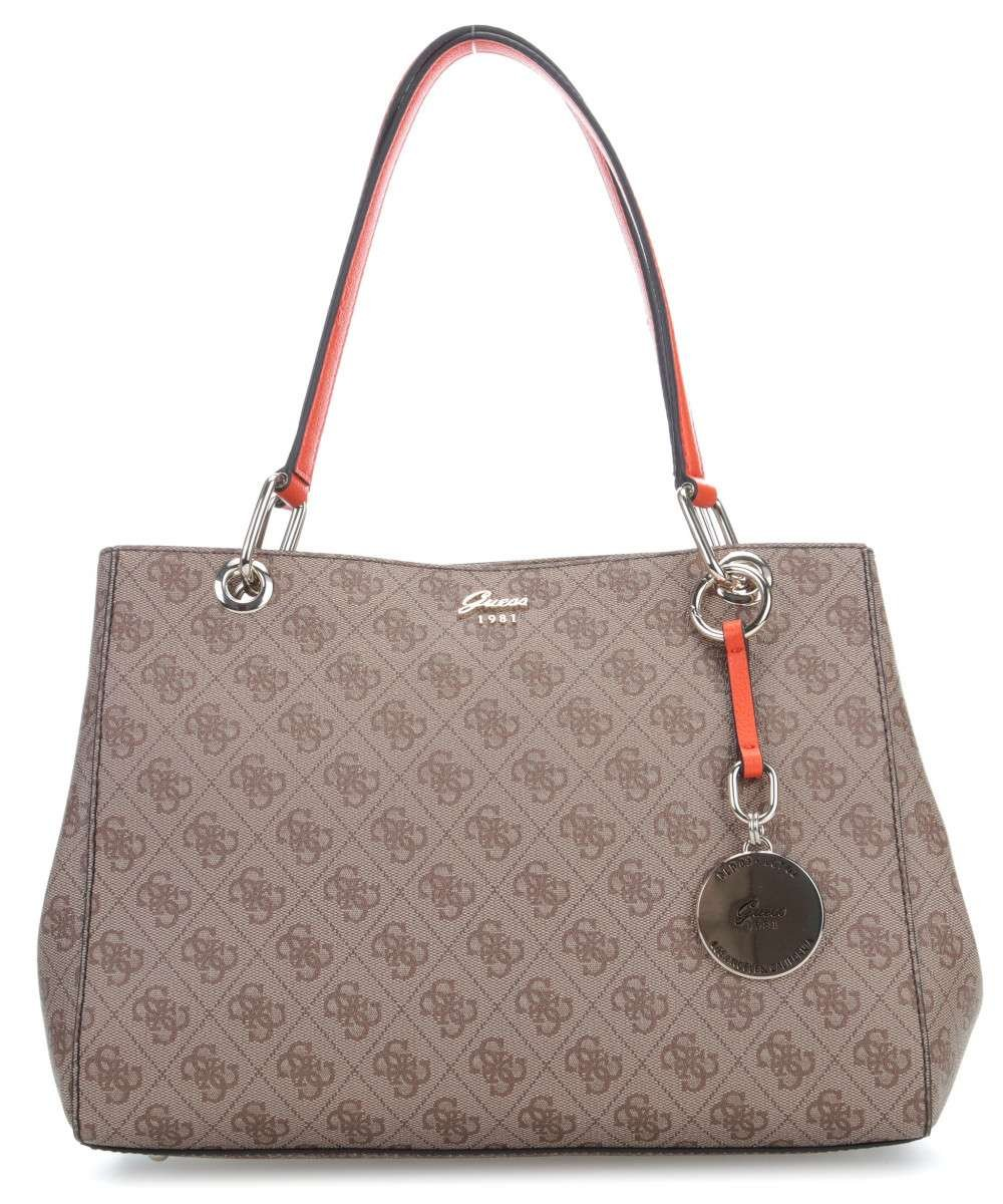 Kabelka do ruky GUESS JACQUI SATCHEL