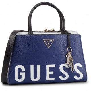 HWVL7291060 NML Kabelka do ruky GUESS MADDY GIRLFRIEND SATCHEL