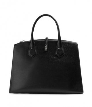 42030045 Black VIVIENNE WESTWOOD SOFIA OFFICE BAG