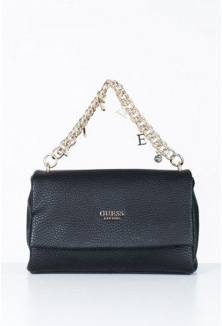 HWVG7305210 BLA Kabelka na rameno GUESS CONNER SHOULDER BAG