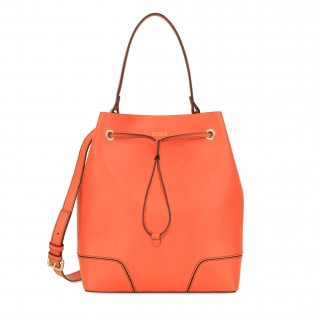 942378MANGO FURLA STACY M DRAWSTRING