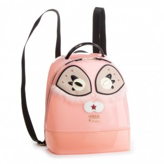 978647ROSACHIARO Ruksak FURLA CANDY GINGER CAKE S BACKPACK