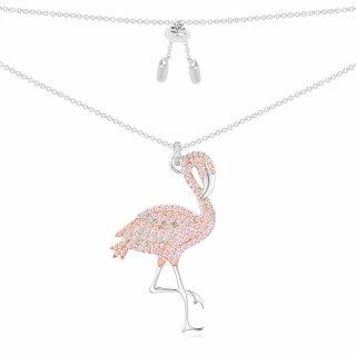 AC3922XORW Nahrdelnik APM MONACO Pink Flamingo