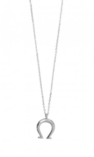 40530W Nahrdelnik GREGIO z bieleho zlata
