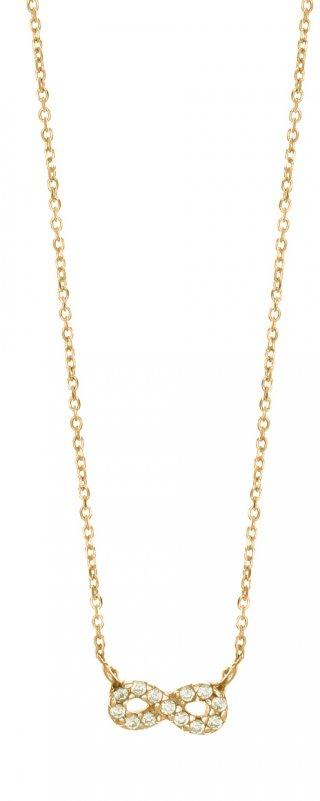 44467 Nahrdelnik GREGIO so symbolom nekonecna v zlatom prevedeni
