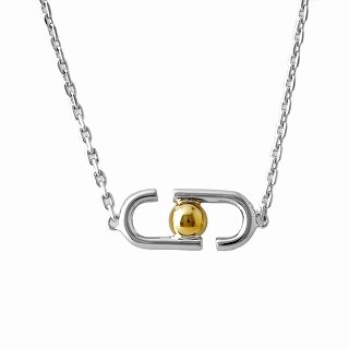 M0010371 098 Nahrdelnik MARC JACOBS ICON SHORT PENDANT