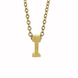 Zlaty nahrdelnik Mvintange s pismenom I