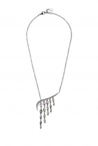 5186000 Nahrdelnik SWAROVSKI SWIFT SMALL NECKLACE
