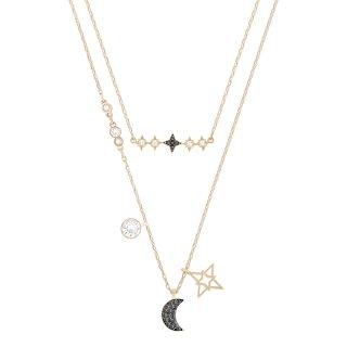 5273290 Nahrdelnik SWAROVSKI mesiac a hviezda