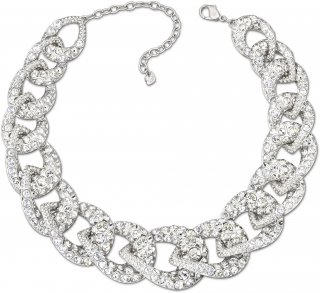 5379138 Nahrdelnik SWAROVSKI TABLOID NECKLACE