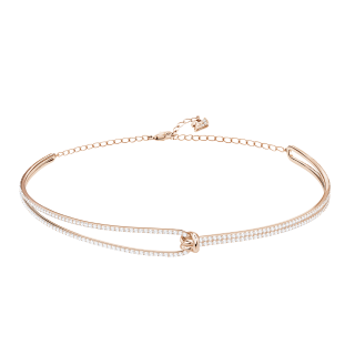 5392925 Choker SWAROVSKI LIFELONG CRY ROS