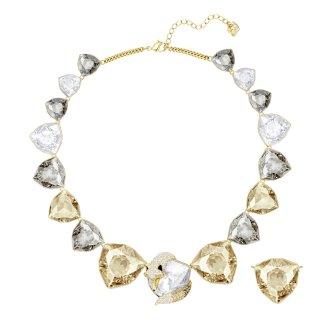 5421711 Nahrdelnik SWAROVSKI MARCH NECKLACE LRG FOX