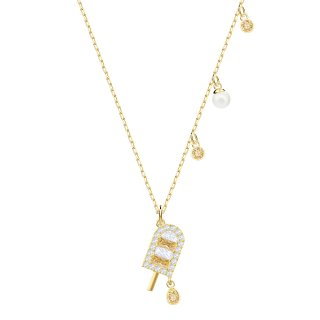 5465294 Nahrdelnik SWAROVSKI NO REGRETS PENDANT ICE CREAM