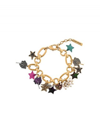 M0009963 957 Naramok MARC JACOBS CHARMS STATEMENT CHARM BRACELET