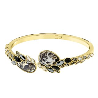 5428794 Naramok SWAROVSKI MARCH OWL BANGLE MULTI COLORED