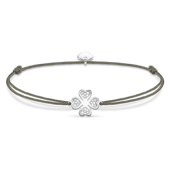 Náramok THOMAS SABO LITTLE SECRET CLOVERLEAF