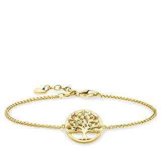 A1868 488 7 Naramok THOMAS SABO TREE OF LOVE