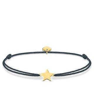 LS038 848 5 Sedo zlaty naramok THOMAS SABO s hviezdou
