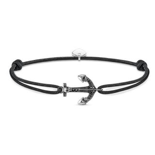 LS055 889 11 Naramok THOMAS SABO LITTLE SECRET BLACK ANCHOR
