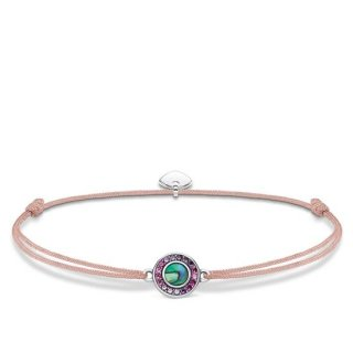 LS075 297 7 Naramok THOMAS SABO LITTLE SECRET ABALONE MOTHER OF PEARL
