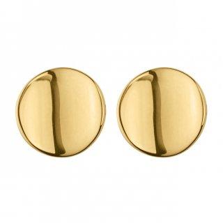 340601 Nausnice DYRBERG KERN RISE SHINY GOLD