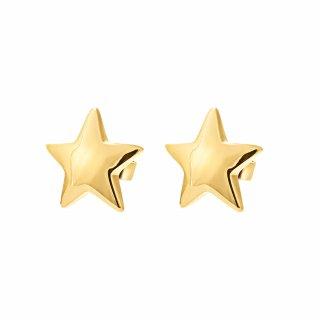 1E17T026Y Nausnice FOLLI FOLLIE v tvare hviezd