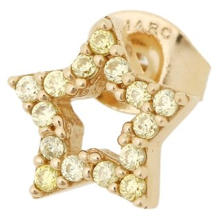 M0011478 756 6 Nausnica MARC JACOBS STRASS STAR SINGLE STUD
