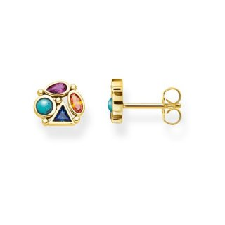 H2034 319 7 Nausnice THOMAS SABO COLOURFUL STONES