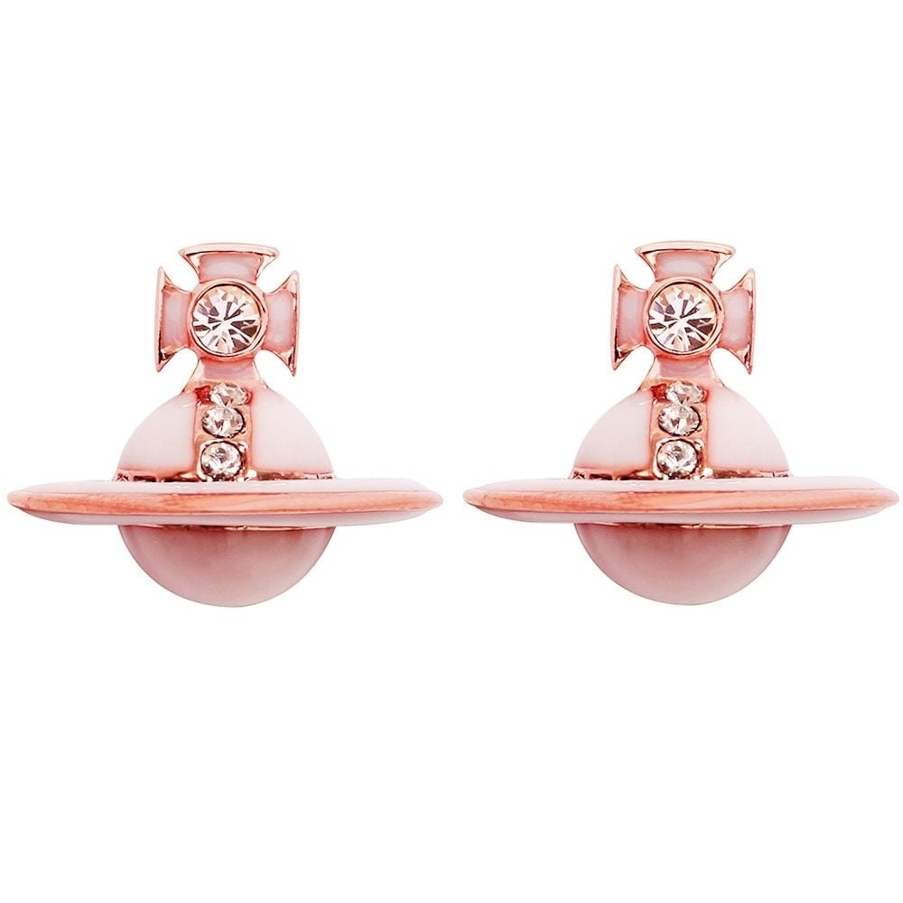 Náušnice VIVIENNE WESTWOOD ION STUD EARRINGS