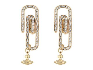 BE622991 1 1CZW Nausnice VIVIENNE WESTWOOD DOREEN EARRINGS