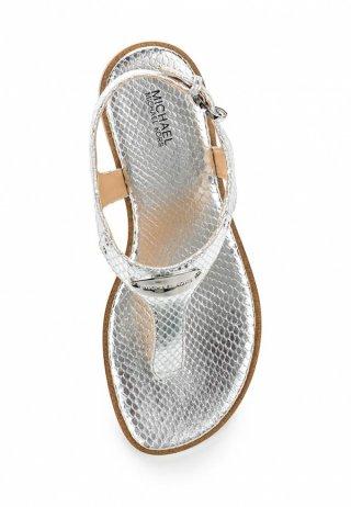 40R5MKFA1M 040 Sandale MICHAEL KORS MK PLATE THONG
