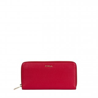 903615 Peazenka FURLA BABYLON XL ZIP AROUND RUBY